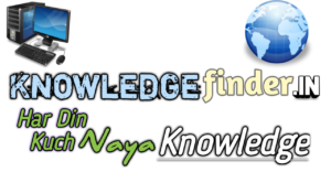 Knowledge finder - Hindi blog